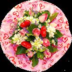 Wie die Rosen sind Tulpen Symbol der Liebe und echter Zuneigung ©flowerdreams.de