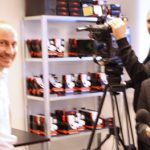 BBC bei ALBERT KREUZ zu Besuch