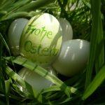 """AL BERT KREUZ wünscht allen Kunden und Lesern """"Frohe Ostern"""" ©sigrid rossmann, pixelio"""