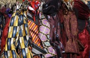 Für Individualisten: erste online Maßkonfektion für Schleife, Krawatte, Einstecktuch und Schal © Albert Kreuz GmbH