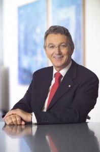 Sympathisch und kompetent: Wolfgang Mayrhuber, Vorstandsvorsitzender Lufthansa AG © Lufthansa AG