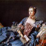 Madame Pompadour gilt als die Erfinderin der Schleife