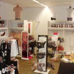 Das erste ALBERT KREUZ Ladengeschäft auch mit Damen-Dessous von Chantelle Passionata und Triumph