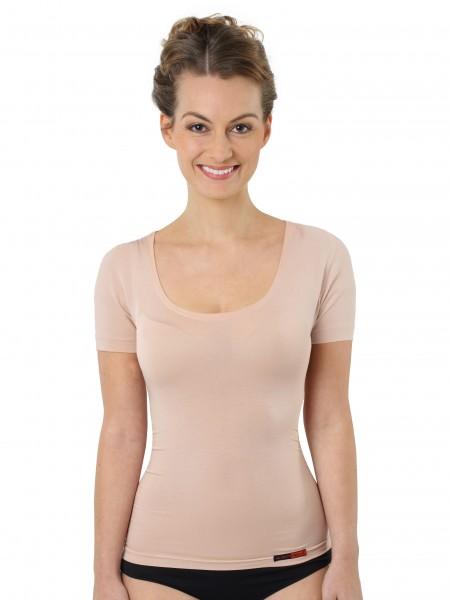 ALBERT KREUZ Unsichtbares Damen-Unterhemd Business-Unterhemd