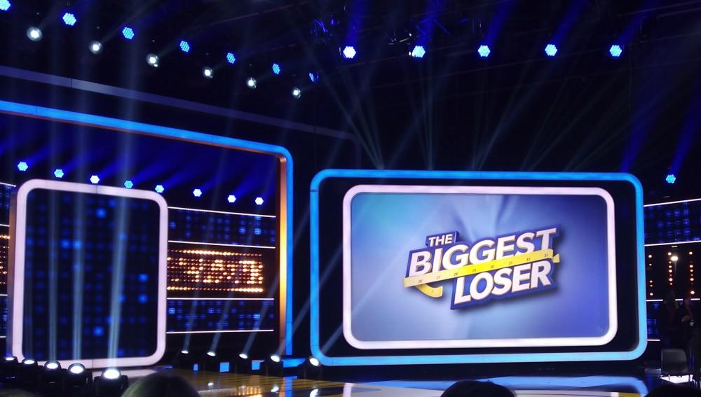 ALBERT KREUZ Sponser bei The Biggest Loser 2017