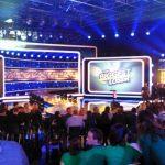 Der Blick auf die Bühne - The Biggest Loser 2018 - ALBERT KREUZ