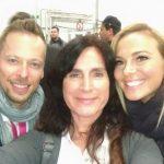 Team ALBERT KREUZ mit Mareike und Siggi Spaleck