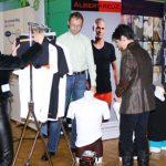 Feine Wäsche bei der Personalmesse München