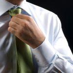 Businesswaffe Krawatte?