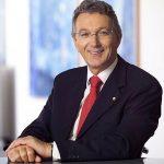 Im Persönlichkeits- und Stiltest: Wolfgang Mayrhuber, Vorstandsvorsitzender Lufthansa AG