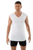 Business Unterhemd kbA-Baumwolle ohne Arm