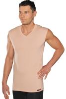 Business Unterhemd unsichtbar ohne Arm
