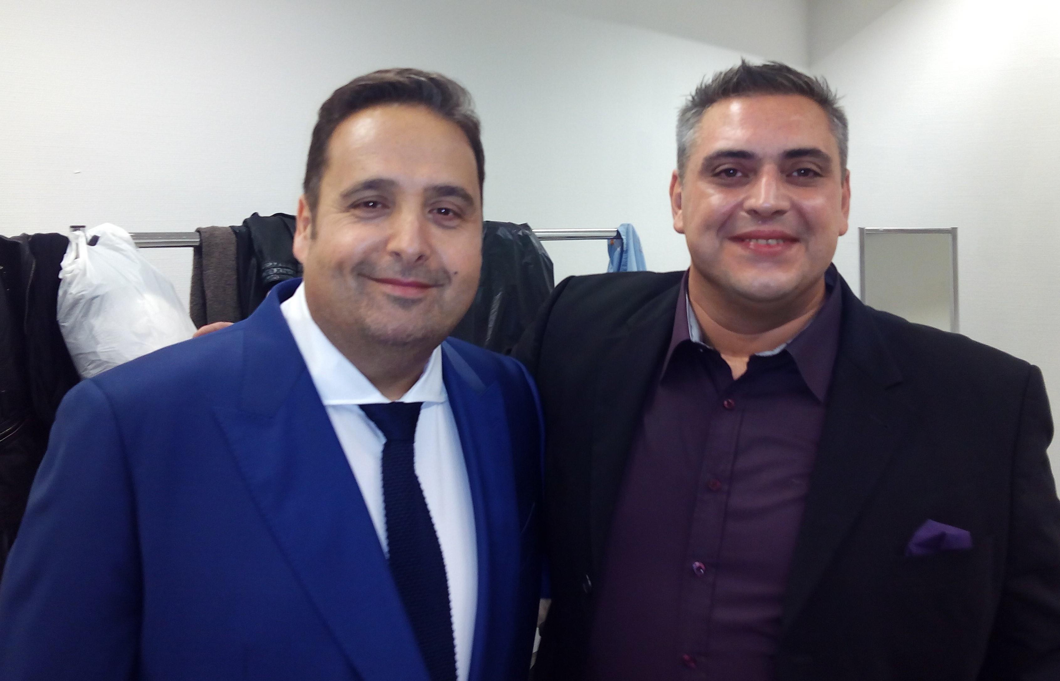 Alfonso und Giuseppe - Herzlichen Glückwunsch zu den fantatischen Ergebnissen!