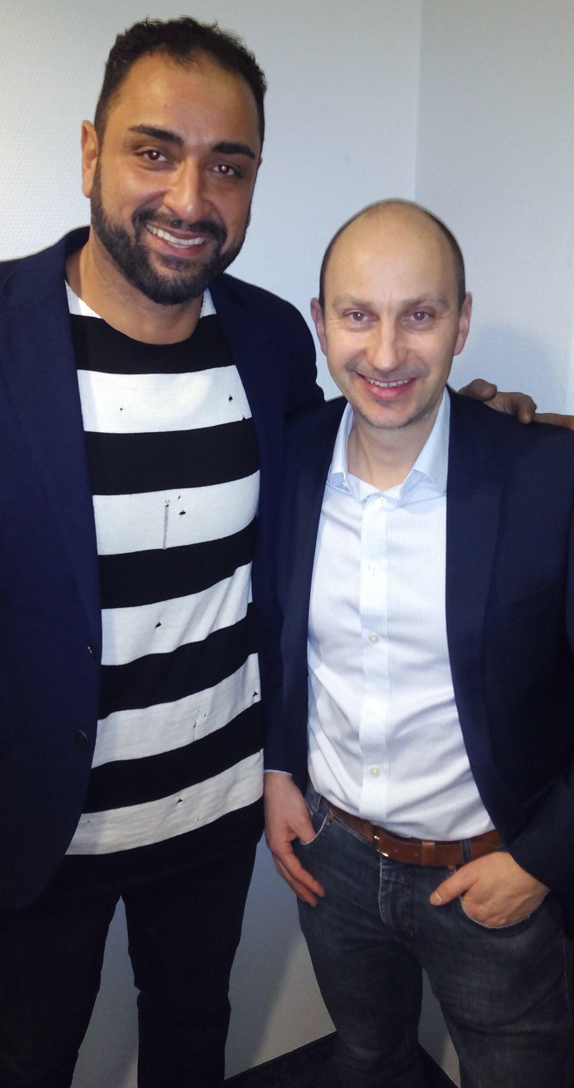 Ali - Gewinner von The Biggest Loser 2016 mit U. Schmidt
