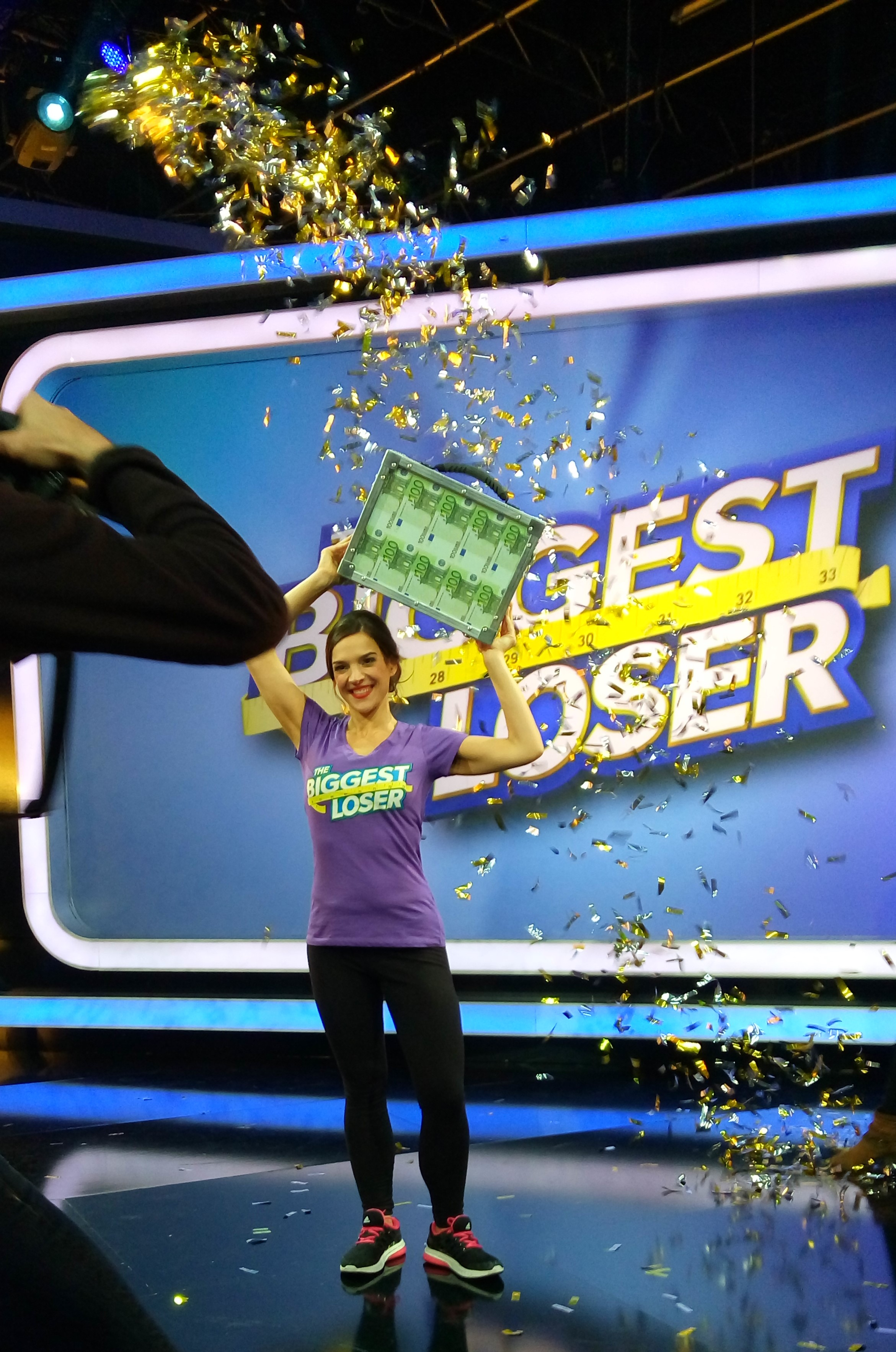 Gewinnerin Alexandra - The Biggest Loser 2017 !!