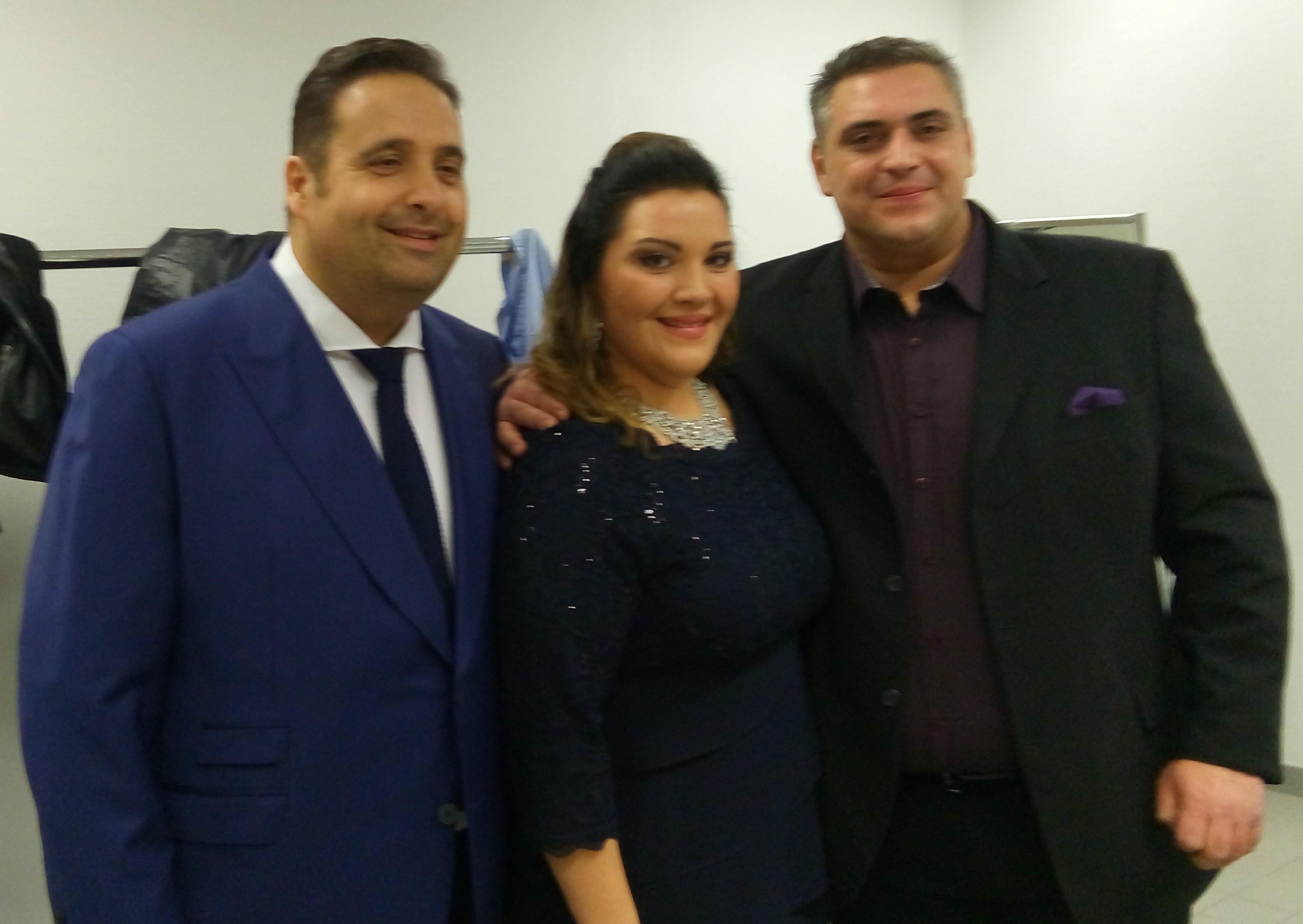 Italien-Power mit Alfonso, Rosa und Giuseppe