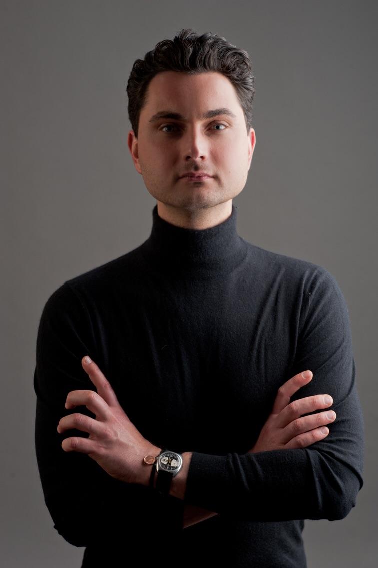 Stylist Roland-Gabriel Streicher im Interview mit ALBERT KREUZ