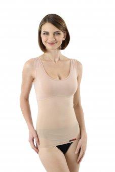 Damen Shape Unterhemd Schlank Top unsichtbar