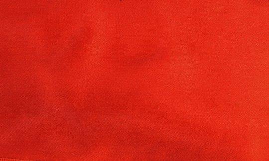 Seidenschal Orange - Uni, Dessin 210028