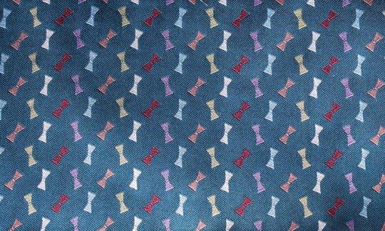 Krawatte Tuerkis - Motive, Dessin 200001
