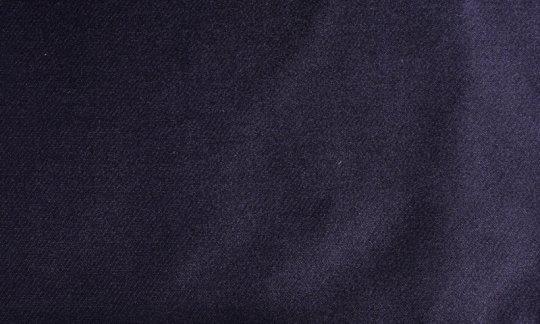 Krawattenschal Marine - Uni, Dessin 210039