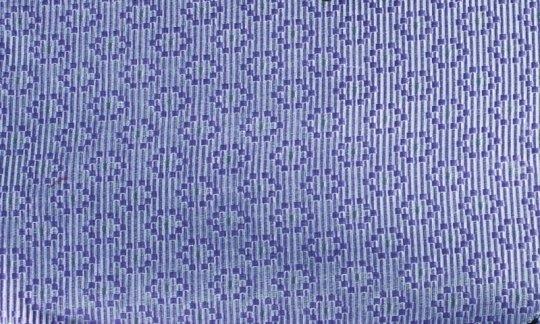 Krawatte Silber, Flieder - gemustert, Dessin 200074