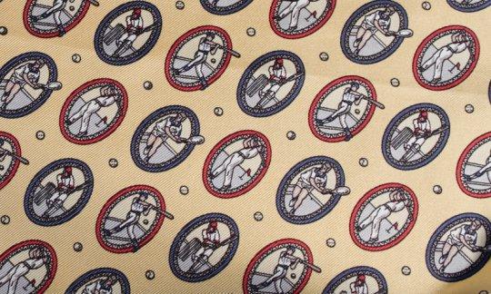 Krawatte Gelb - Motive, Dessin 200131
