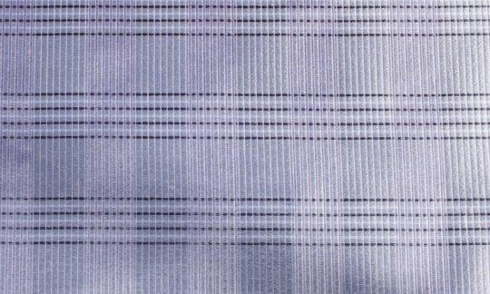 Seidenschal Silber, Blau, Flieder - Streifen, Dessin 200209
