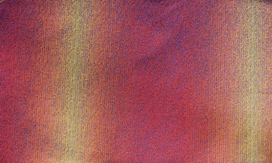 Einstecktuch Rot, Gelb, Blau, Orange - gemustert, Dessin 200218