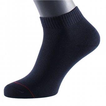 Sneaker Socken Herren Marine 42-44
