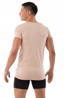 82717b6338afc1 Hautfarbenes Unterhemd / Herrenunterhemd
