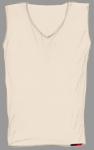 Herren Unterhemd ohne Arm haut nude