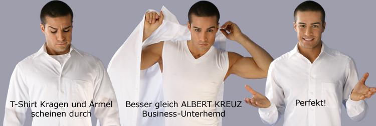 Business Herren Unterhemd Micromodal ohne Arm